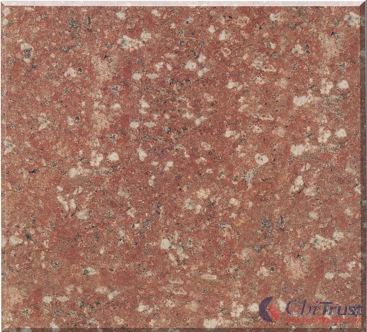 Cherry Blossom Pink Zhuolu China Granite