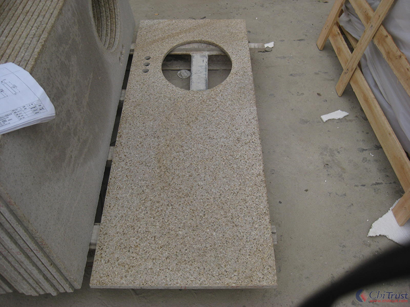 G682 Granite Bath Top 002