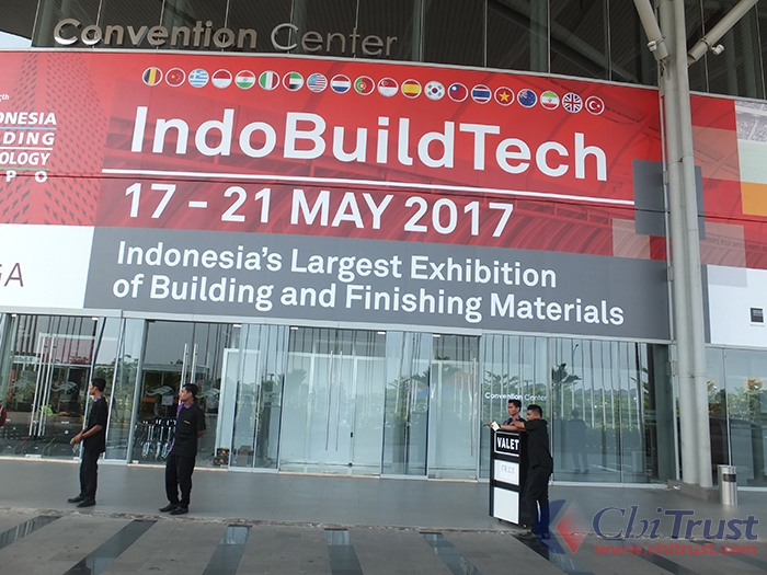 INDO BUILD TECH May 17-21 2017
