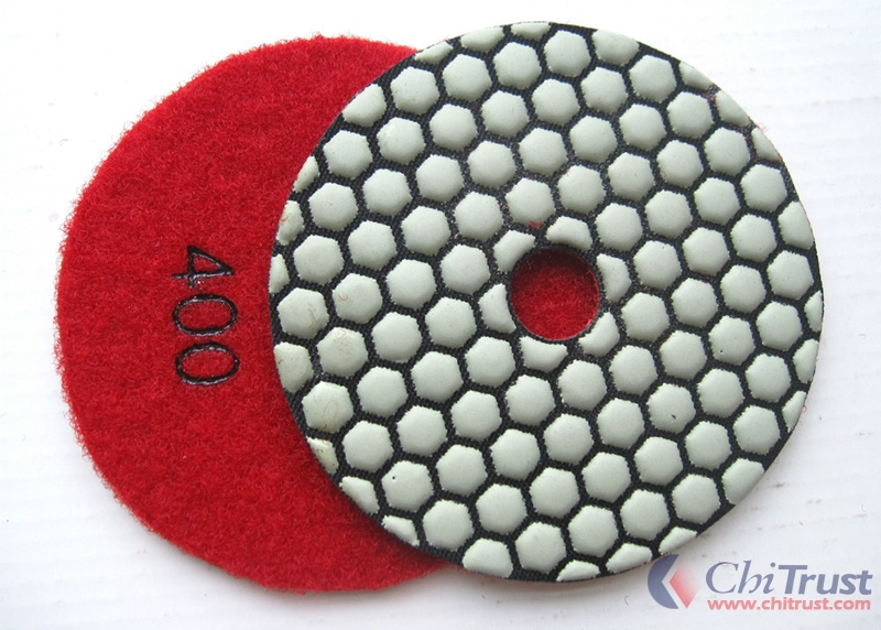 Dry Polishing Pads