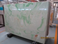 Chromatic artificial translucent onyx G6