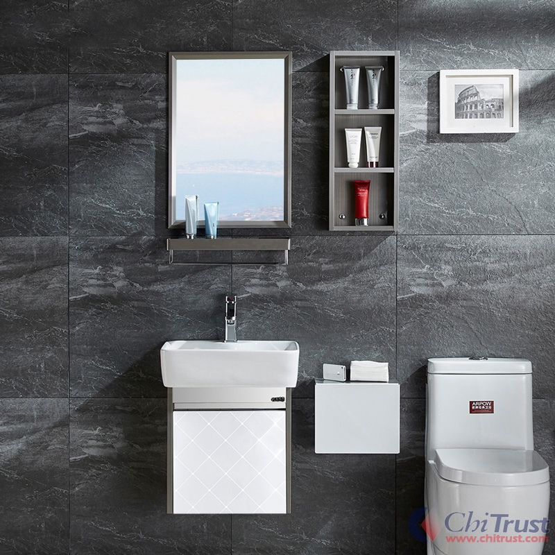 Stainless Steel Vanity 8112