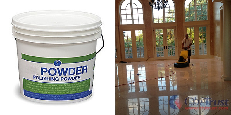 Stone Polishing Powder Polishers