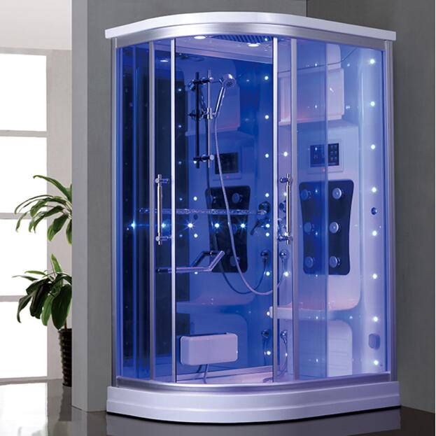 Glass Steam Room SR010