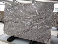 White Blanco Portiguar Granite Slab