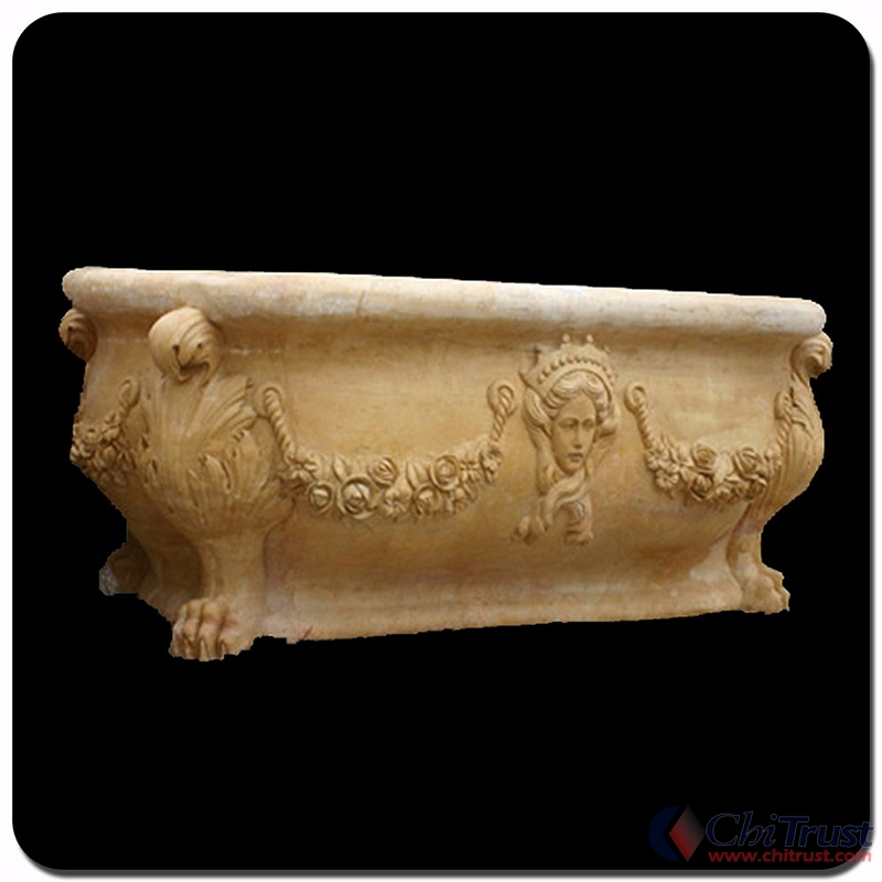 Popular Stone Bathtub