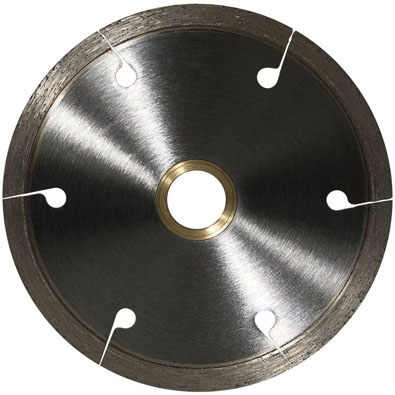 B-Slot Diamond Blade