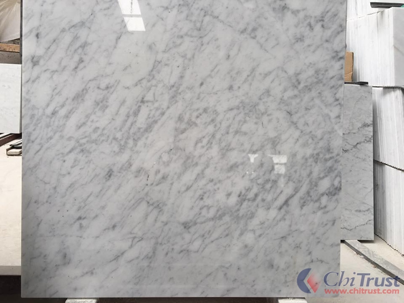 Carrara White Marble Tiles