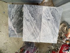Water and mountain granite stair tiles