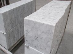 <b>Italian bianco carrara white marble tiles</b>