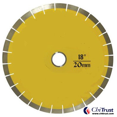 "18""3DX ARIX TECHNOLOGY BRIDGE SAW BLADE"