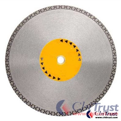 Diamond Pattern Rim Blades