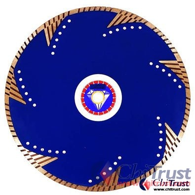 Blue Tornado Diamond Blade