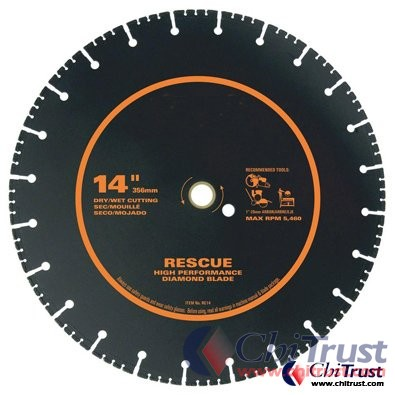Rescue Diamond Blade