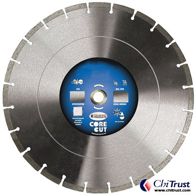 "14""High-Speed Segmented Blade"