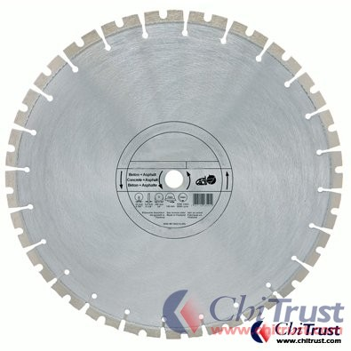 Large Concrete Blade