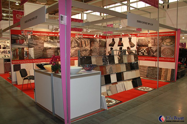2011 Poland international stone and Stone Machinery Exhibiti
