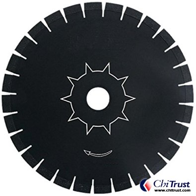 "18""MATRIX S DIAGONAL Diamond Bridge Saw Blade"