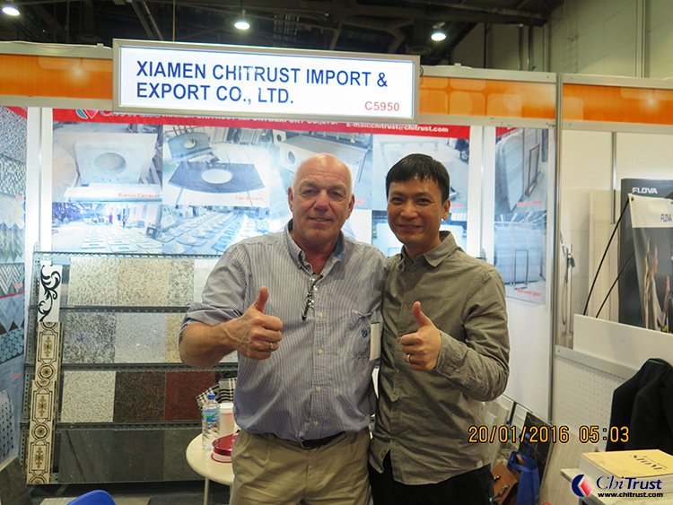 International Builder Show January 19-21 2016