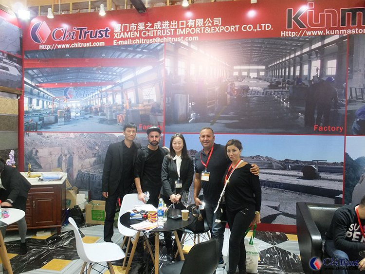 The 16th China Xiamen International Stone Fair March 6-9,201