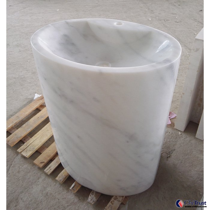 Guangxi white basin CT435