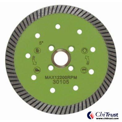 "5"" MATRIX QUAD TURBO DIAMOND BLADE"