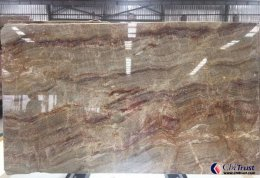 Brazil Luxury Nacarado Quartzite
