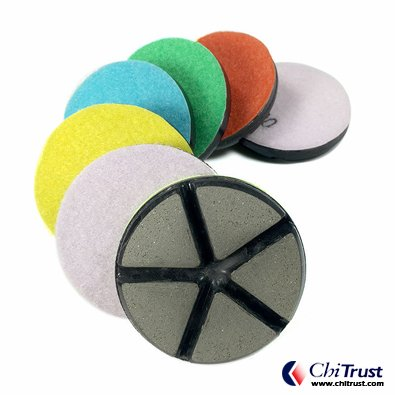 Ceramic Bonded Floor Pads