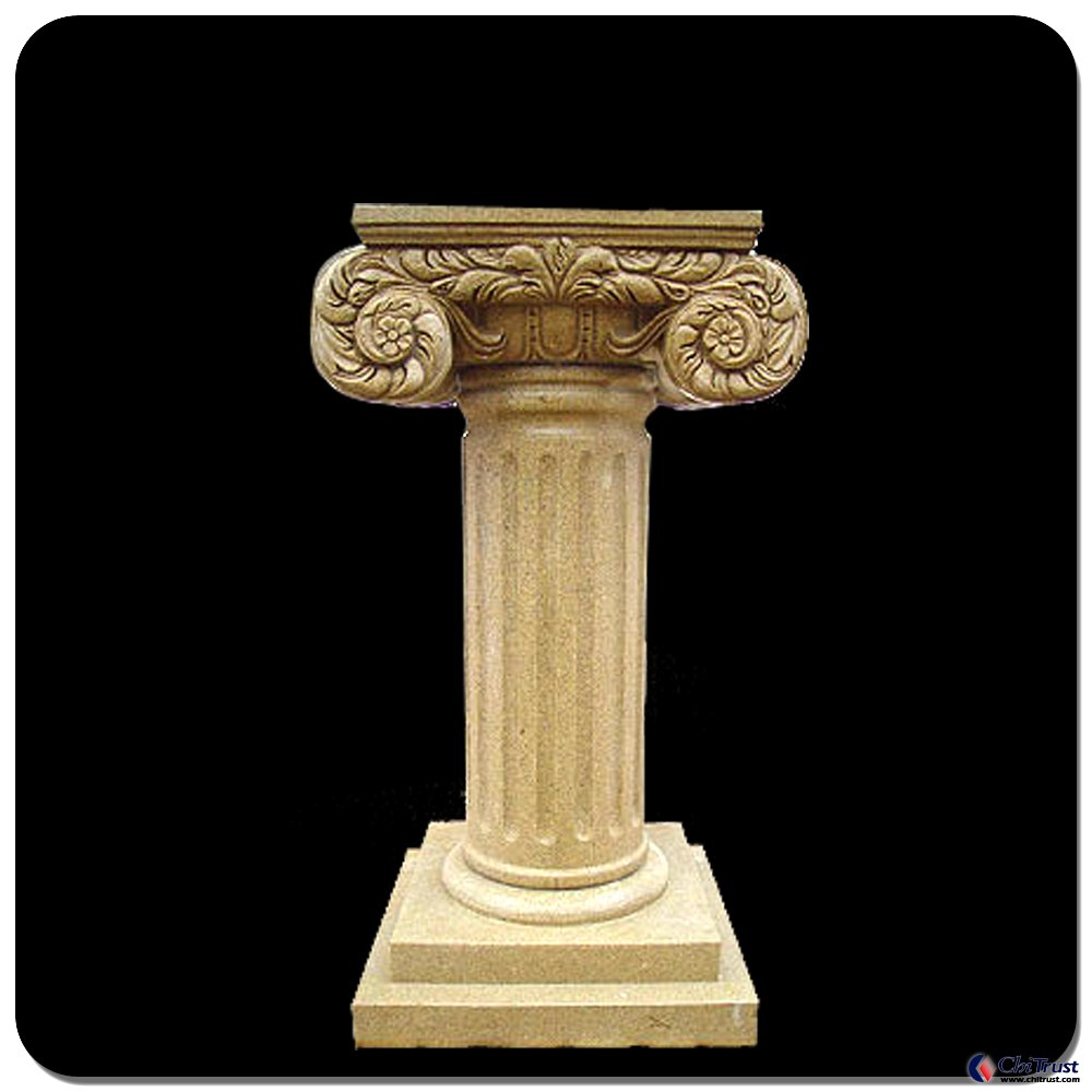 Decorative Marble Pedestals-VP-036-J-1