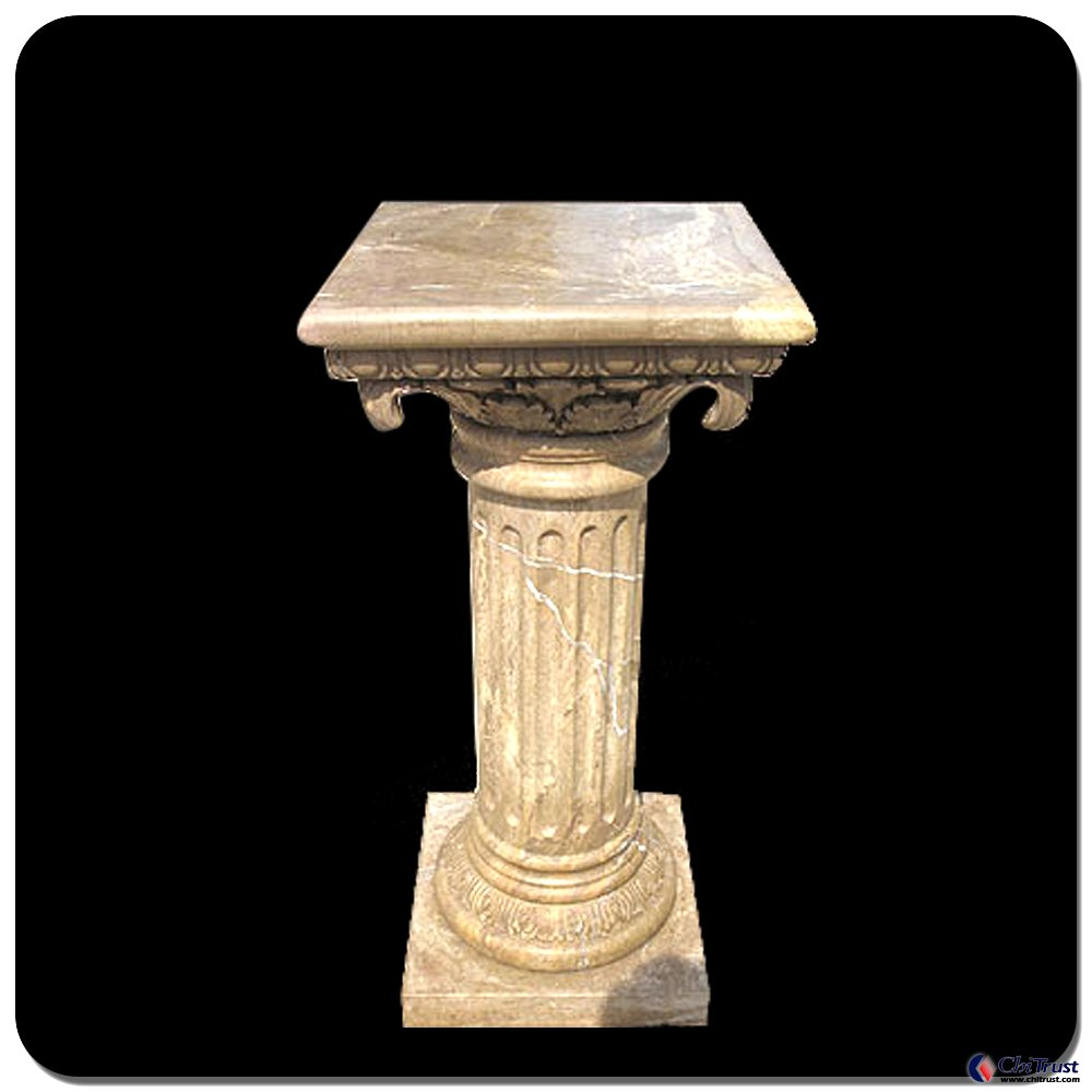 Decorative Marble Pedestals VP-036-J-2