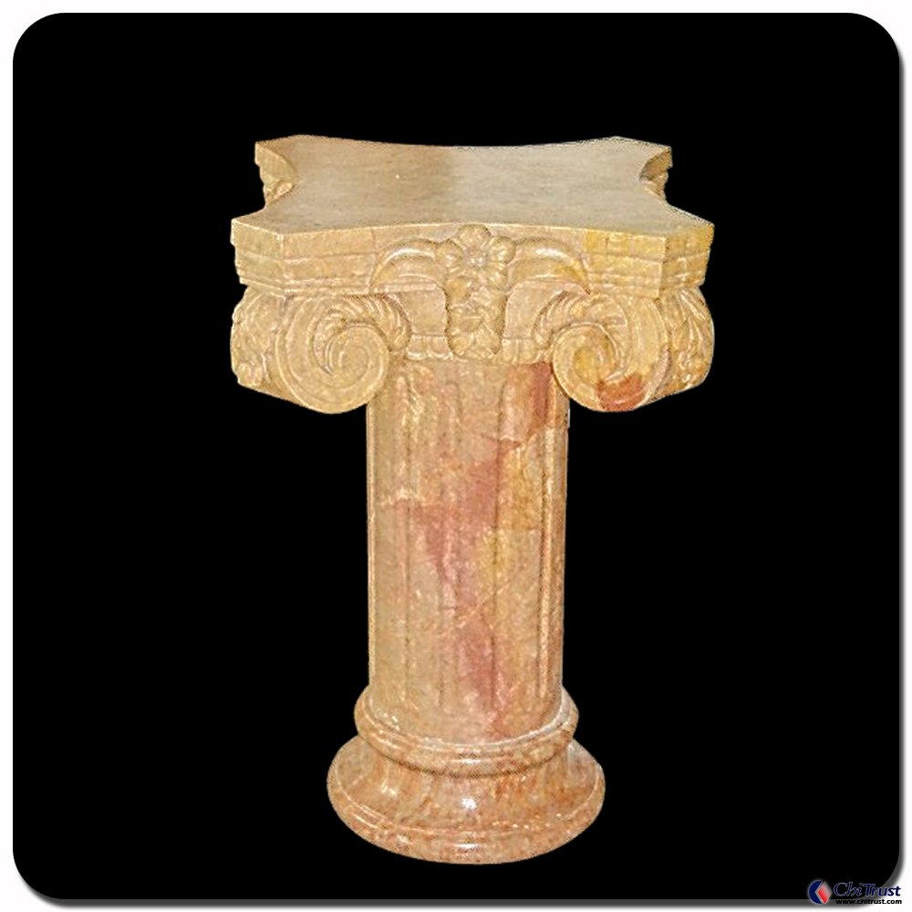 Decorative Marble Pedestals