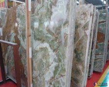 china natural green onyx