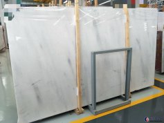 China new white marble