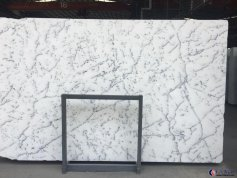 Crystal Snow White Marble