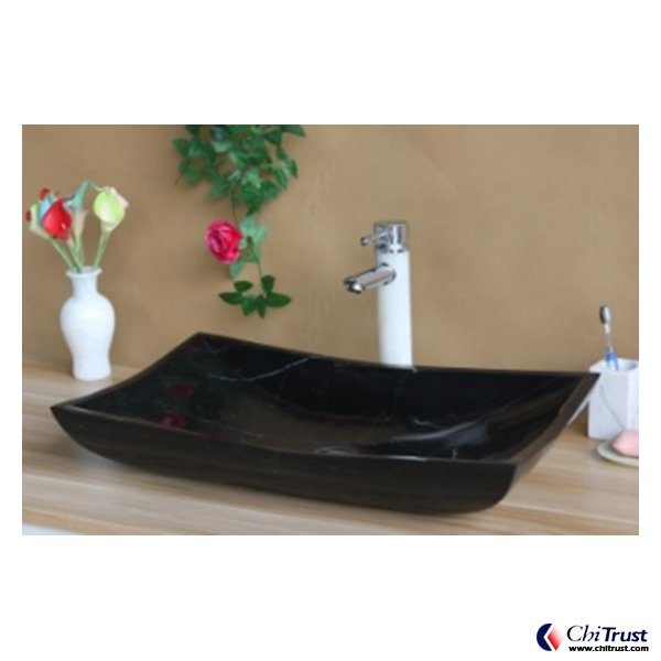 <b>Nero Marquina basin CT 530</b>
