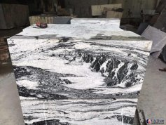 Snow Juparana Granite
