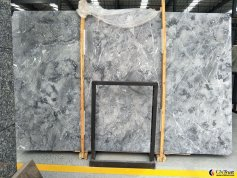 New china grey marble