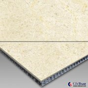 Century Beige-Aluminum Honeycomb Laminated Panel
