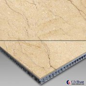 Sahara Beige-Aluminum Honeycomb Laminated Panel