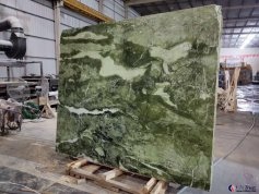 Beautiful china green marble