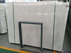 Cary Ice White Marble